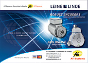 Leine Linde ADS Online / Encoder Diagnostics