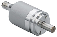 Absolute Magnetic Rotary Encoder Heavy Duty Analog 4-20mA Output