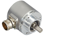 Absolute Optical Rotary Encoder SSI