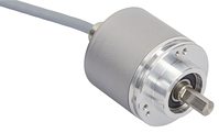 Absolute Optical Rotary Encoder Bit Parallel Gray Coded