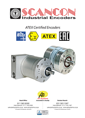 Scancon ATEX Encoders
