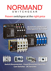 Normand Automatic and Manual Transfer Switches