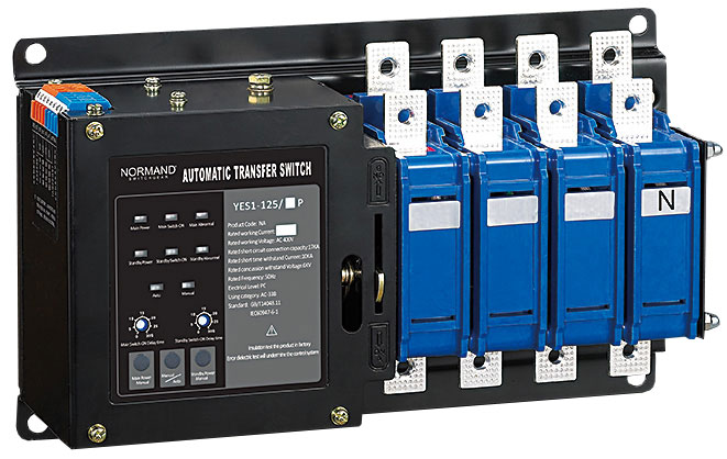 Normand Automatic Changeover (Transfer) Switch - ATS