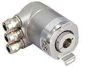 Absolute Optical Rotary Encoder EtherCat Blind Hollow