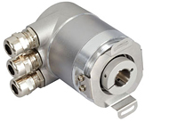 Absolute Optical Rotary Encoder Profibus-DP Blind Hollow